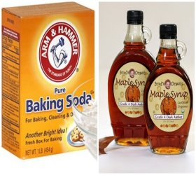 Bicarbonate & Maple Syrup